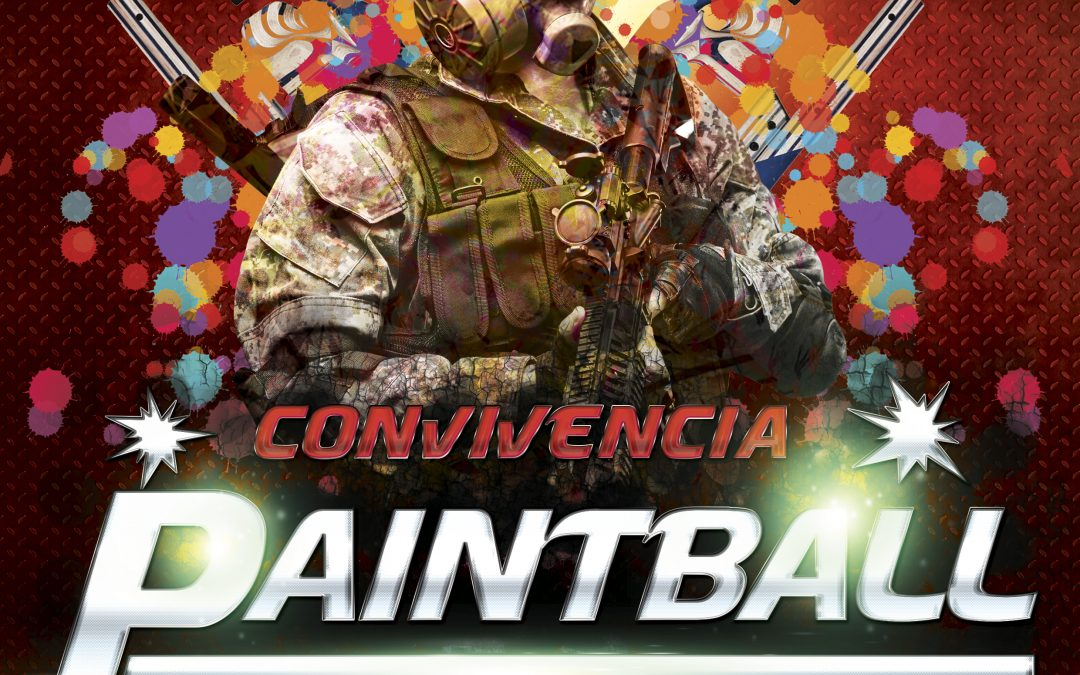 CONVIVENCIA PAINTBALL CON SON SALSEROS